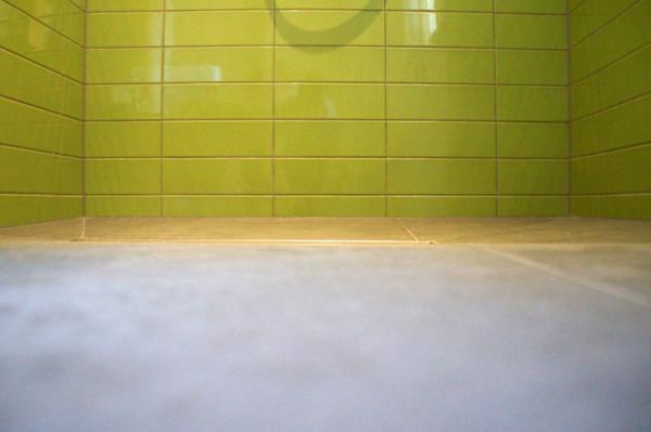 Bad WeißGrün - Grüne fliesen bad
